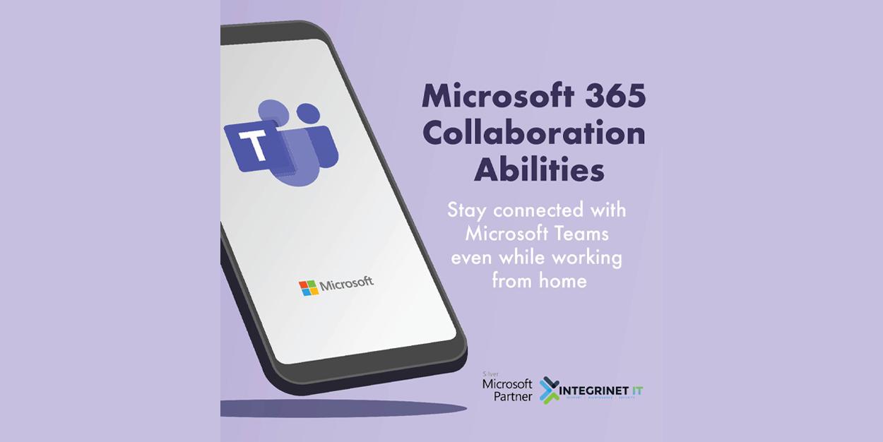 Microsoft 365 Collaboration Abilities
