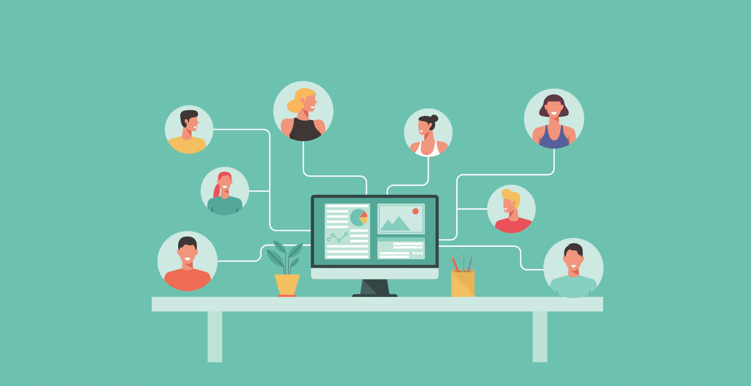 Interoffice Communication: Working Remotely a Challenge?