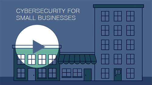 Watch this video to learn some cybersecurity basics and learn how to put them into practice in your small business.